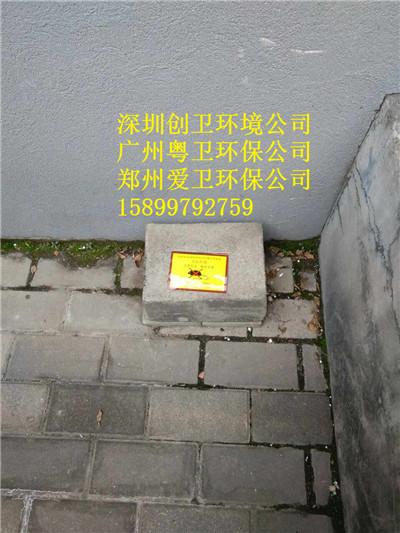 深圳灭鼠公司对于老鼠的防制