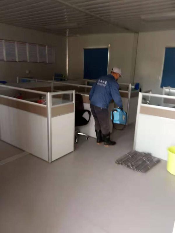 新型冠状病毒肺炎疫情在蔓延 深圳消毒公司在行动 公司新闻