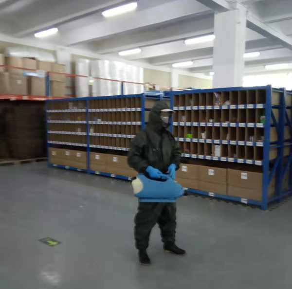 深圳消杀公司创卫环境对于消毒的一些认识 公司新闻