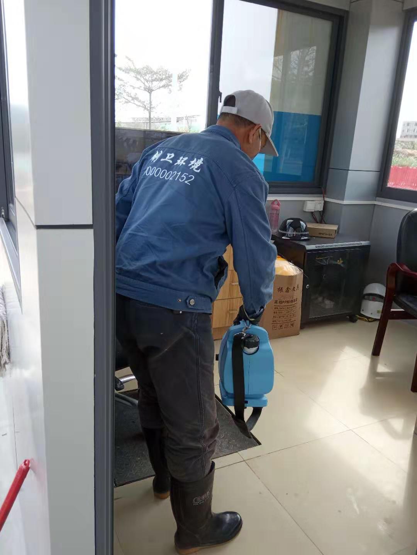 深圳杀虫公司预防新冠肺炎战疫情 预防消毒很重要