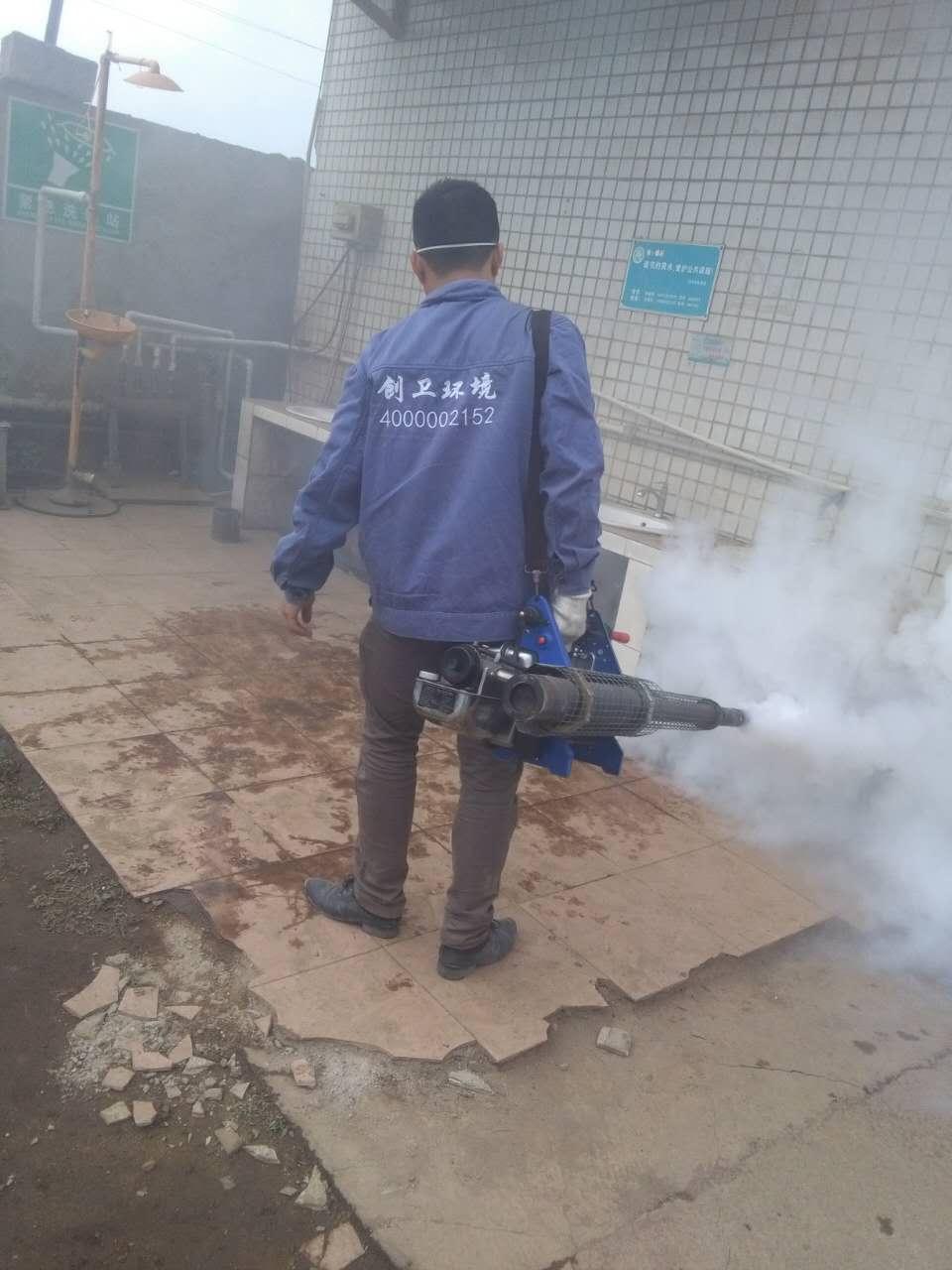 深圳杀虫公司对物业小区的消杀如何进行