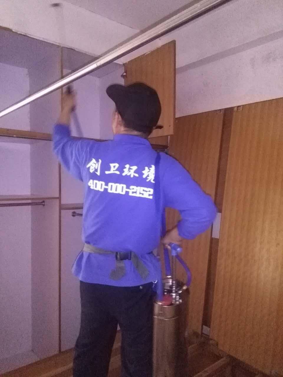 深圳防白蚁公司是如何做房屋土建白蚁防治的 公司新闻