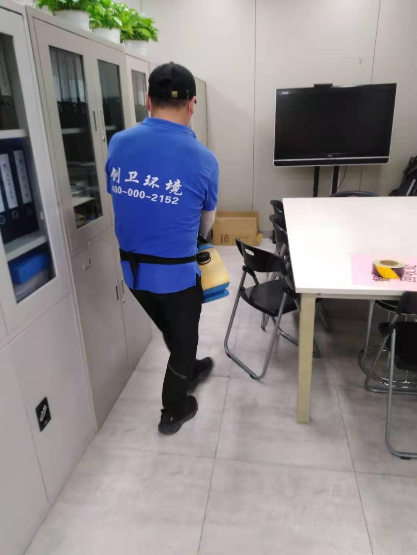 深圳白蚁防治公司应急预案