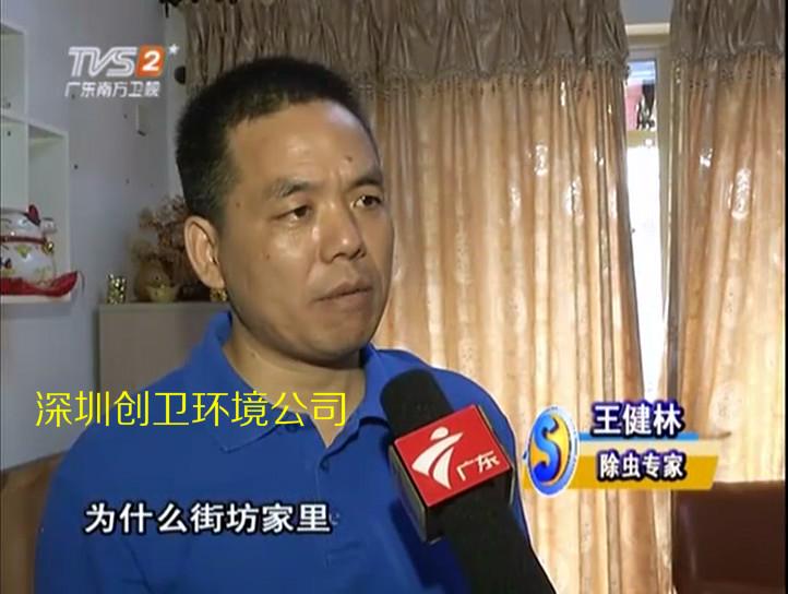 深圳消杀公司创卫环境对于物业小区投诉的解决方案